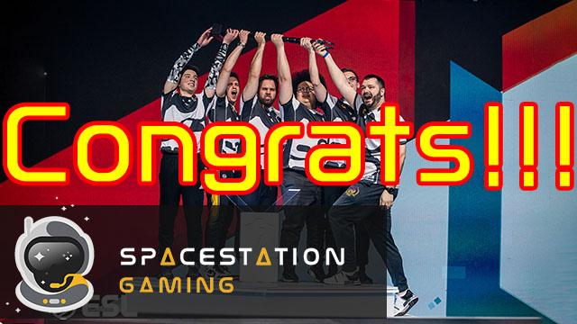 [Six Invitational 2020 メインステージ]Spacestation Gamingが無敗で完全優勝!陰の主役はNiP!
