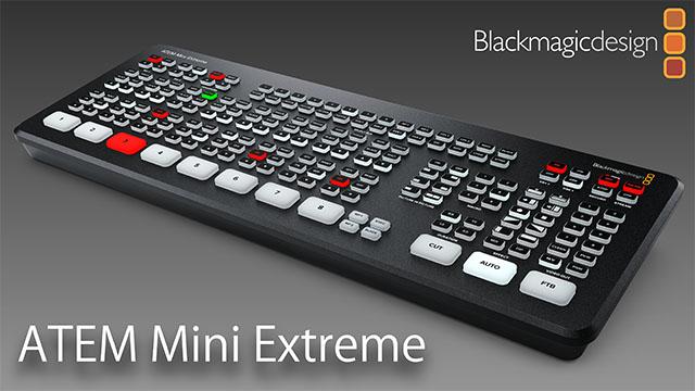 ATEM Mini Extreme