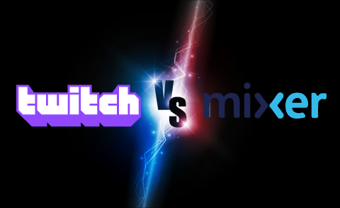 twitch vs mixer