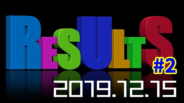 【eスポーツ結果まとめ2019.12.15 #2】CAPCOM CUP 2019はララ&ポイズン使いのiDom選手が優勝!!!